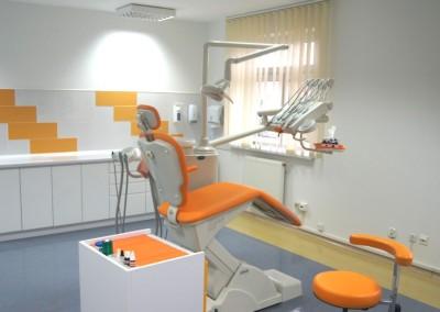 Centrum Stomatologiczne Demed Płock Gabinet stomatologiczny 1