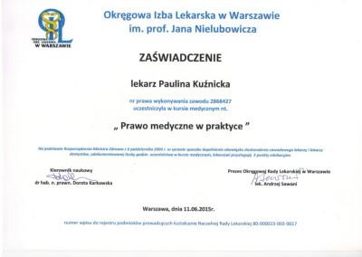Demed ortodonta Kuznicka Paulina OIL 2015 06