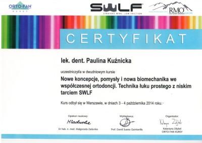 Demed ortodonta Kuznicka Paulina SWLF 2014 10