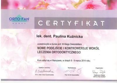 Demed ortodonta Kuznicka Paulina WOC 2014 03