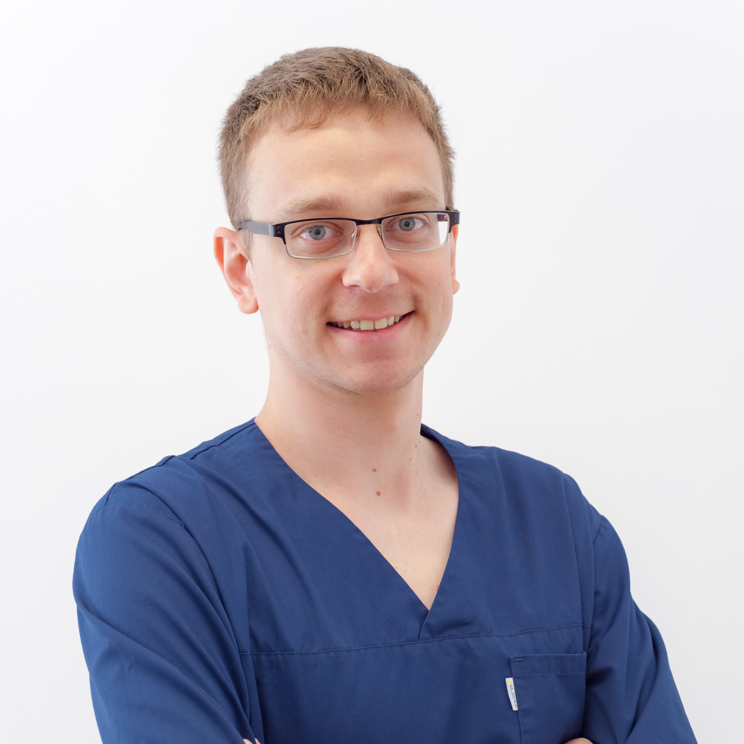 stomatolog Arkadiusz Górski